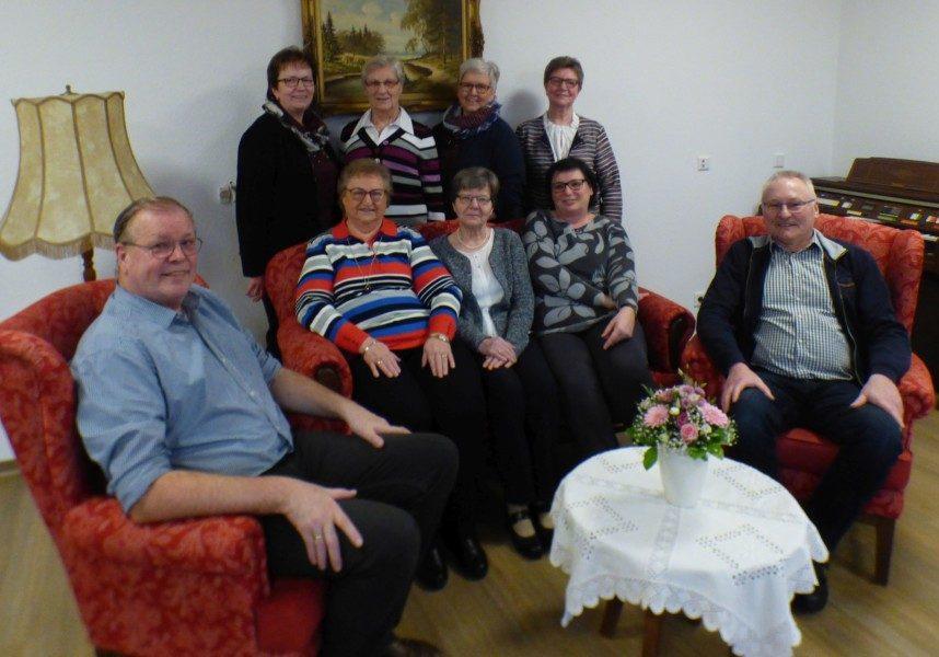 Unsere Ehrenamtlichen in St. Georg, Walchum